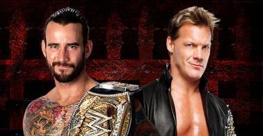 CM Punk réglera ses comptes avec Chris Jericho pour le titre de Champion de la WWE