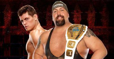 Big Show affronte Cody Rhodes