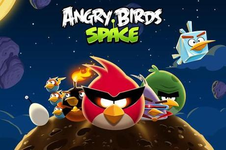 Angry birds space Angry Birds Space enfin disponible sur le Blackberry App World