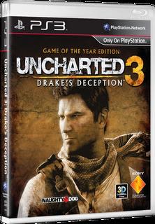 L'édition GOTY de Uncharted 3 dévoilée