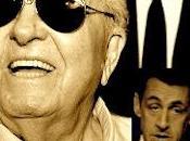J-11, Sarkozy sombre dans caricature derrière