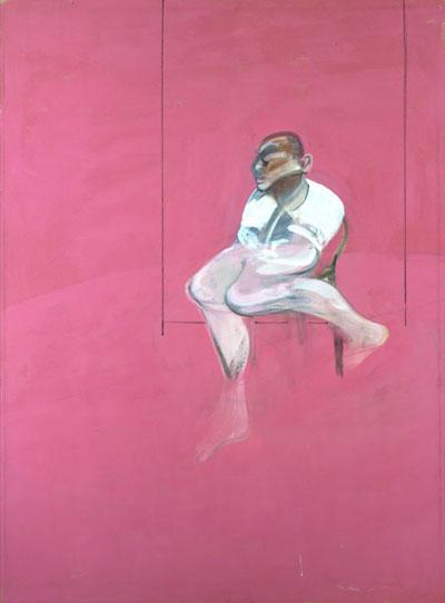 20e anniversaire de la mort du peintre Francis Bacon