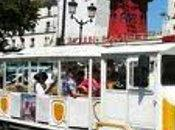 Visiter Paris petit train