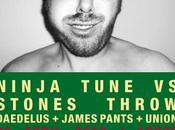 Ninja tune stones throw daedelus james pants union