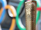 torche Jeux Olympiques Londres 2012