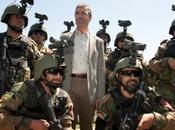 soldat forces spéciales afghane instructeur américain ainsi traducteur