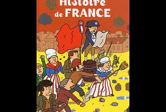 Ma première Histoire de France - Claire Delbard,Mathieu Sapin