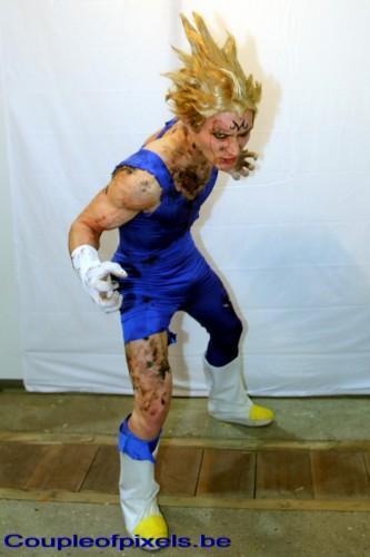 Vegeta Majin, DBZ, cosplay, made in asia 2012