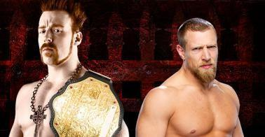 Sheamus conserve son titre de Champion du Monde Poids Lourds face à Daniel Bryan