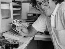 Roland Moreno l'inventeur carte puce mort