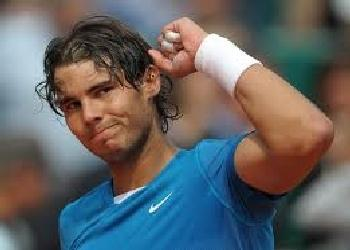 Rafael Nadal en forme