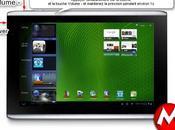 Acer Iconia A500 Faire captures d'écran sans aucune application