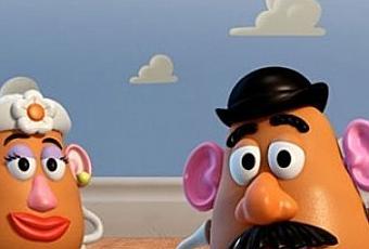 Joyeux anniversaire m et mme patate 60 ans d j - Madame patate toy story ...