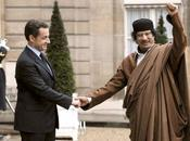 Sarkozy Kadhafi ont-ils passé accord «secret»?