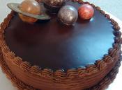 Gâteau fête fudge