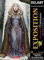 Expositions BD du 1er au 6 mai 2012