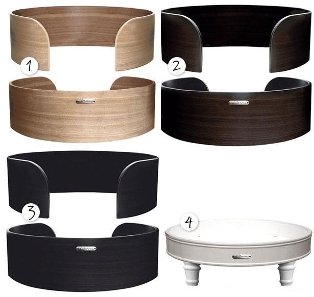 So Concept Des Paniers Design Et Modulables Pour Chiens à Lire