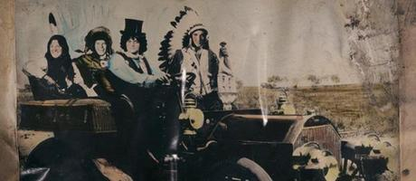 Neil Young & Crazy Horse.