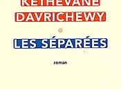 séparées Kéthévane Davrichewy