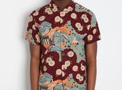 Japanese hawaiian shirt ymc*