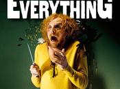 Fantastic Fear Everything Simon Pegg horrifié