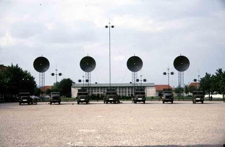 Les 70 ans de l'arme des transmissions (1942-2012)
