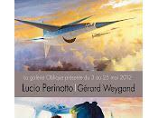 Exposition peinture Lucio Perinotto Gérard Weygand