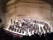CONCERT CARNEGIE HALL YORK: Alan GILBERT dirige YORK PHILHARMONIC (MAHLER SYMPHONIE N°6) 2012
