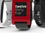 iPod nano transformé Pebble watch