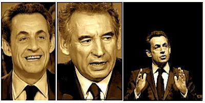 Bayrou conclut le référendum anti-Sarkozy