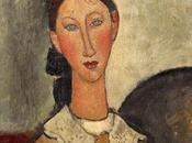 Modigliani, portraits exposés Paris