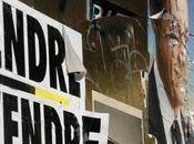 Battre Sarkozy. Votez Hollande. Premier Mai, lâche rien