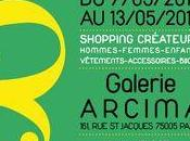 Showing arcima paris