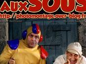 Nicolas Sarkozy SOUPE SOUS