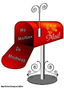 My mailbox in madness