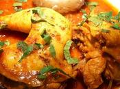Curry poulet Sanjeev Kapoor Kapoor's Chicken