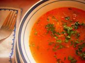 Soupe Tomate Vermicelles Express
