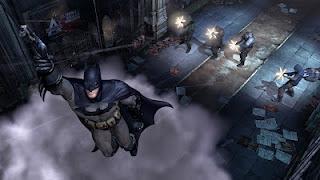 Mon jeu du moment: Batman Arkham City