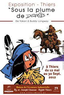 Expositions BD du 7 au 13 mai 2012
