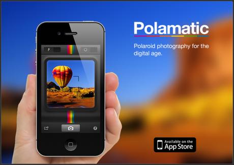 polamatic 600x425 Polaroid revient sur iOS