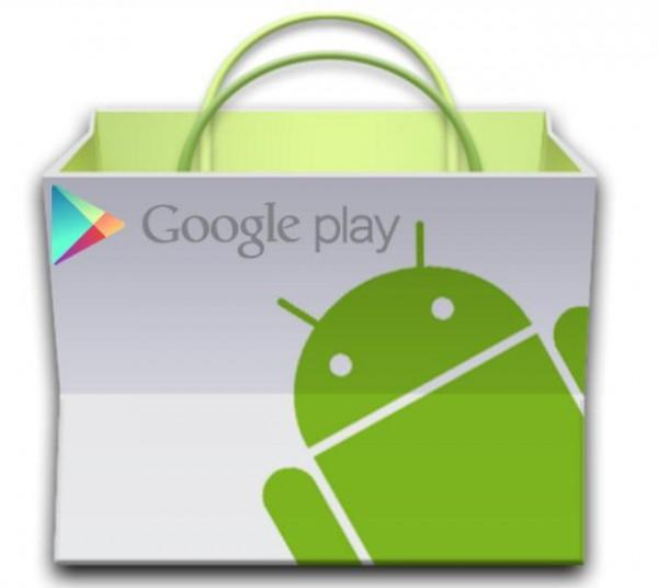 google play 600x536 Google Play atteint la barre des 500 000 applications