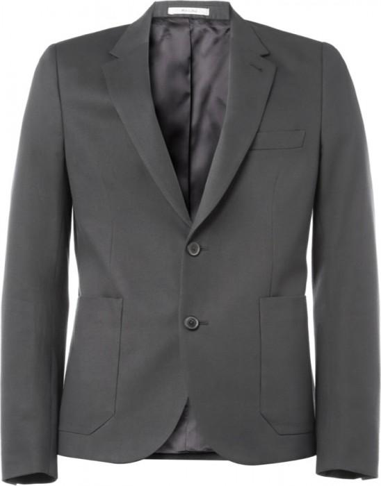 196556 Paul Smith grey blazer 548x700 La capsule preppy de Paul Smith pour MR PORTER