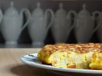 Tortilla maison pour petit régal amoureux…