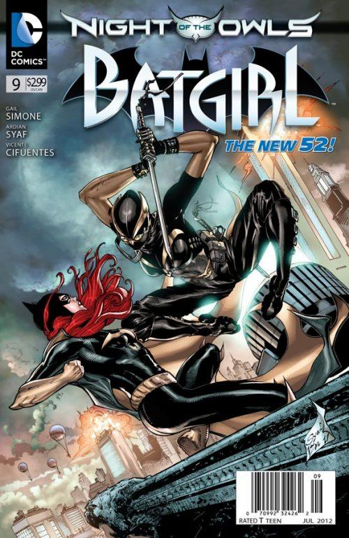 Batgirl #9 : la preview