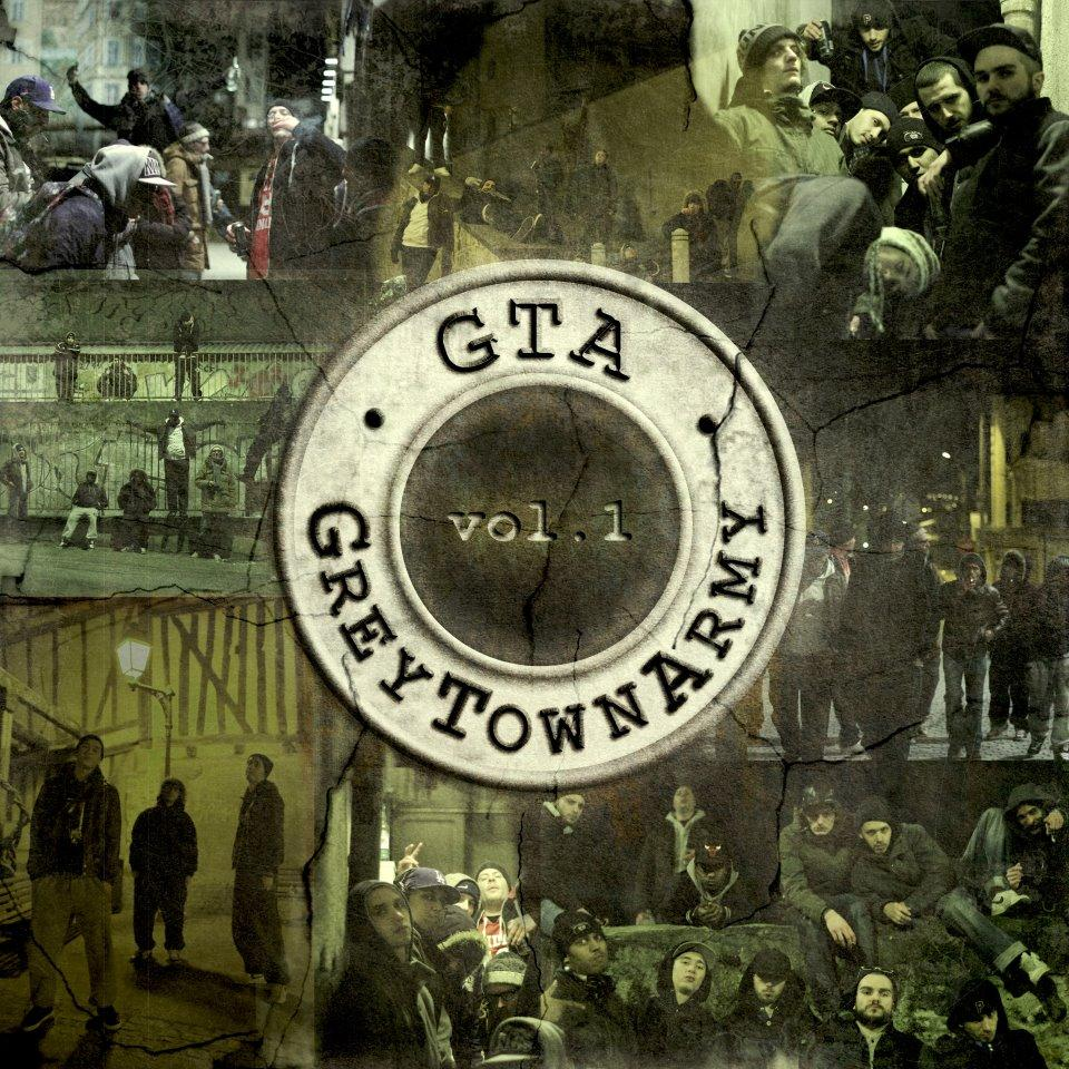 G.T.A (GreyTown Army) – Minuit dans ma ville