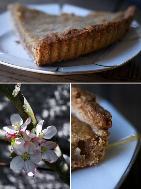 La tarte aux Châtaignes, pour prolonger l'hiver