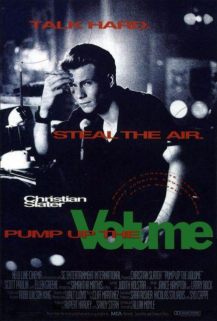 Pump Up the Volume - Alan Moyle (1990)