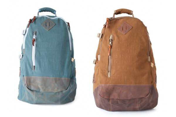 VISVIM – S/S 2012 – LAMINA 20L BACKPACK