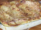 Lasagnes thon saumon