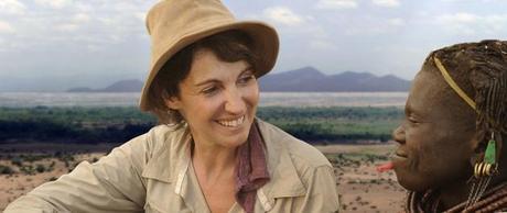 Zabou Breitman à la rencontre des Nyangatom, diffusion le 8 mai 2012